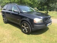 2005 Volvo XC90 T6 Se 7 seater 4x4 in black looks and drives well great car