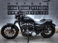 2015 Harley Davidson XL883 - V1831 - Finanacing Available