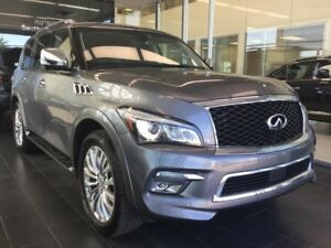 2015 Infiniti QX80 TECHNOLOGY, NAVI, AWD
