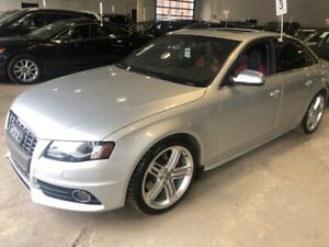 2012 Audi S4-FULL-AUTOMATIQUE-MAGS-CUIR-TOIT
