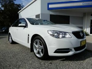 2014 Holden Commodore VF MY14 Evoke White 6 Speed Sports Automatic Sedan Glendale Lake Macquarie Area Preview