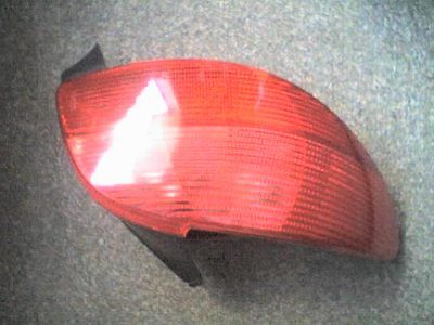 Peugeot 206 N/S Rear Light Assembly off 2000 car - WORKING, used for sale  Shipping to South Africa