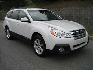 2013 SUBARU OUTBACK 2.5i AWD TOURING (TOIT, AIR, MAGS, FULL!!!)