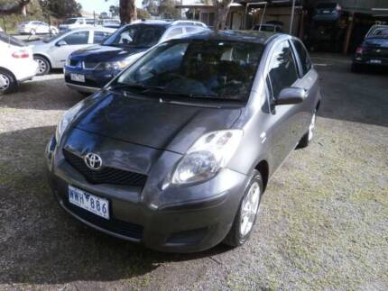 2008 Toyota Yaris Hatchback 5 SPEED RWC