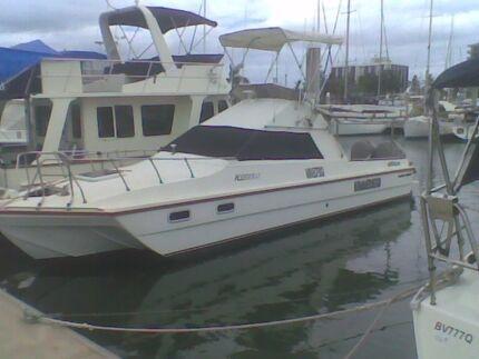 Hydrofield Jaguar 32' Townsville City Preview