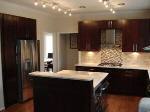 Warehouse Direct Sell Solid Wood Kitchen Cabinets Kitchener / Waterloo Kitchener Area image 4