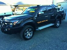 2011 Ford Ranger PK Wildtrak (4x4) Black 5 Speed Manual Dual Cab Pick-up Newcastle Newcastle Area Preview