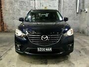 2015 Mazda CX-5 KE1032 Maxx SKYACTIV-Drive AWD Sport Blue 6 Speed Sports Automatic Wagon Mile End South West Torrens Area Preview