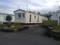 CHEAP CARAVAN ON 5* PARK IN NORTH WALES SEA VIEW