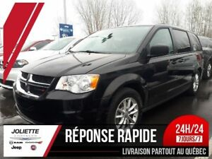 2013 Dodge Grand Caravan SXT PLUS, 7 PASSAGER, ENSEMBLE REMORQUA