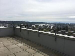 2 Bedroom apartment with a view : Avail June 20