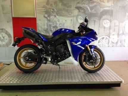 2012 Yamaha YZF-R1 1000CC Sports 998cc Yeerongpilly Brisbane South West Preview
