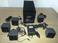DeskTop Theater 5.1 DTT2200 Surround Sound System - Cambridge SoundWorks