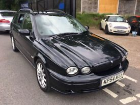 2005 / 54 Jaguar X-TYPE 2.5 V6 Sport AWD Estate GENUINE LOW MILES *** REDUCED **