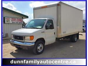 2007 Ford Econoline Commercial Cutaway E450