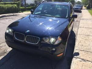 2008 BMW X3 3.0 only 117km for 8500$$$