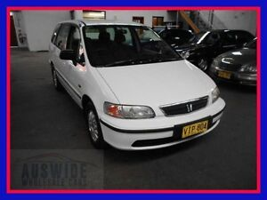1998 Honda Odyssey Automatic Wagon Villawood Bankstown Area Preview