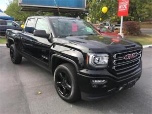 DEMO 2017 GMC SIERRA 1500 SLE ELEVATION 4x4 doublecab black NAVI