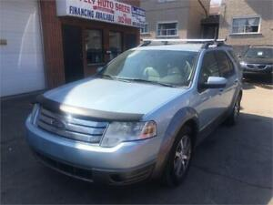 2009 Ford Taurus X SEL,DVD,AWD,ROOF RACK