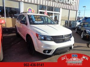 2015 Dodge Journey SXT BLACKTOP SAVE $9,236 !!!
