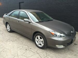 2004 Toyota Camry SE 137,928kms loaded
