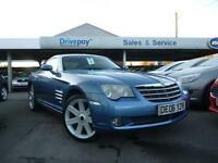 2006 04 CHRYSLER CROSSFIRE 3.2 V6 2D 215 BHP