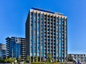 Chic condo living in the heart of the Shops at Don Mills