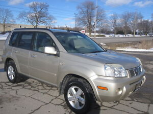 LIKE NEW !!! 2006 NISSAN X TRAIL SE
