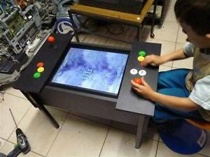NEW portable ARCADE TABLE 60 OR 412 GAMES 2YR WARRANTY Stafford Heights Brisbane North West Preview