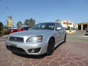 2002 Subaru Liberty MY02 Heritage (AWD) Silver 4 Speed Automatic Sedan Brendale Pine Rivers Area Preview
