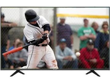 """Sharp 43"""" 4K LED-LCD HDTV"""
