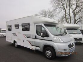 2012 ELDDIS MAJESTIC 165 4 BERTH FIXED BED MINT CONDITION MOTORHOME ANDERSON MOTORHOME SALES.