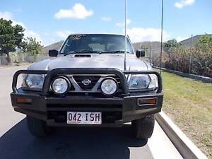1999 Nissan Patrol Wagon Mount Louisa Townsville City Preview