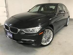 2014 BMW 328i xDrive NAV SUNROOF LEATHER NO ACCIDENTS