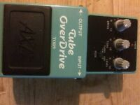AXL Tube Overdrive guitar pedal