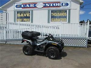 2011 CANAM MAX XT 650 LIMITED EDITION!! POWER STEERING!!