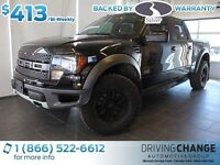 2011 Ford F-150 SVT Raptor-Moon Roof-Luxury Pkg-Trailer Brake Co