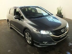 2011 Honda Odyssey RB MY11 Luxury Grey 5 Speed Automatic Wagon Clemton Park Canterbury Area Preview