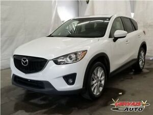 Mazda CX-5 GT AWD Cuir Toit Ouvrant MAGS 2014