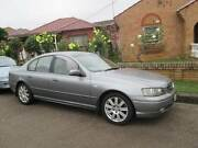 2003 Ford Falcon Ghia BA Sedan Sydney City Inner Sydney Preview