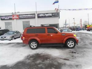 2007 Dodge Nitro SLT+ 4X4 ready to go!