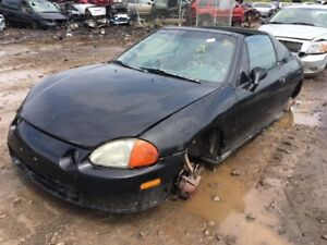 1993 Honda Civic Del Sol just in for parts at Pic N Save!