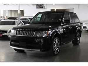 2010 Land Rover Range Rover Sport Supercharged AUTOBIOGRAPHY! LO