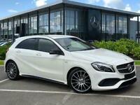 2018 Mercedes-Benz A Class A200 Whiteart 5Dr Auto Hatchback Petrol Automatic