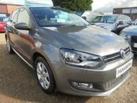 2013 13 VOLKSWAGEN POLO 1.2 MATCH EDITION 5DR 60 BHP ONLY 14K MILES VW HISTORY A