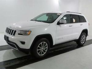 2016 JEEP GRAND CHEROKEE LIMITED CAMERA NAVIGATION 16KM