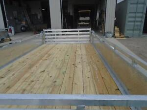 $90 MONTHLY FOR OUR 2016 ALUMINUM 14' TANDEM AXLE TRAILER London Ontario image 3