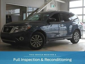 2014 Nissan Pathfinder SV-Power Liftgate-Heated Seats-Backup Sen