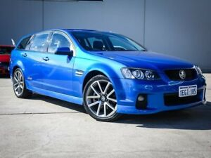 2011 Holden Commodore VE II SS V Sportwagon Blue 6 Speed Sports Automatic Wagon Midvale Mundaring Area Preview