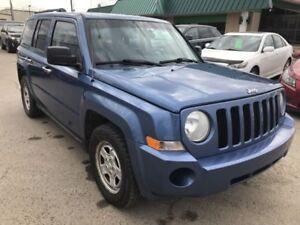 SOLD! 2007 JEEP PATRIOT SPORTS 4x4 - SPECIAL FALL PRICING!
